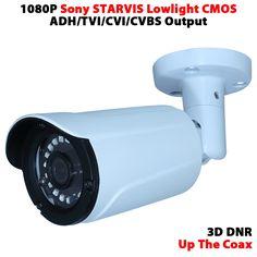 22.52$  Watch now - Sony STARVSI Starlight CMOS sensor IMX291 security camera 1080P waterproof outdoor support 3D DNR/UTC control/D-WDR  #buyonlinewebsite