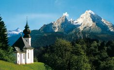 Hiking Paradise, Berchtesgaden, Bad Reichenhall