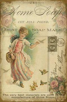 Vintage Printable, Vintage Labels, Vintage Ephemera, Vintage Cards, Vintage Paper, Vintage Postcards, Decoupage Vintage, Decoupage Paper, Images Vintage