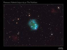 The Beautiful Necklace Nebula