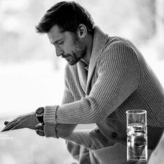 "kit-harington: ""Nikolaj Coster-Waldau photographed by Blair Getz Mezibov for Mr. Porter (2016) """