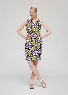 NEW-495-MARIMEKKO-Kissankello-Mispeli-Floral-Dress-Size-40-NWT