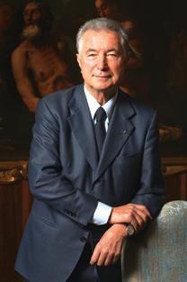 Il Premio Leonardo a Gianni Zonin. Nuovo riconoscimento per uno dei leader del vino nazionale