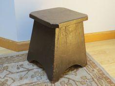 Handmade Antique Vintage Primitive Brown by PrairieVintageFinds