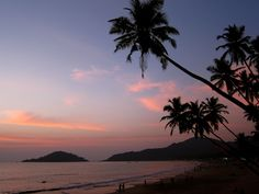 The beach-y side of India: Goa! Click for full story.