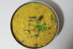 Beerakaya Pappu - Ridge gourd with Lentils - Turai Dal