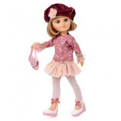Papusa Berjuan LUX - Sofy cu bascuta Bordeaux, Harajuku, Cinderella, Snow White, Sofa, Disney Princess, Disney Characters, Style, Products