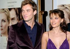 Jude Law and Natalie Portman at Hautnah (2004)
