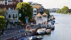 Kingston London, Kingston Town, Kingston Upon Thames, Old London, East London, London City, Hampton Pool, Happiest Places To Live, London Neighborhoods