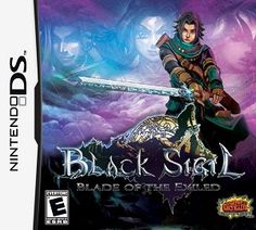 Black Sigil Blade of the Exiled DS Game