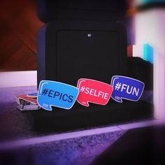 Hashtags #hashtags everywhere!  . . #epics #photobooth #photography #socialbooth #socialmedia #tags #branding #brandidentity #events #eventplanning #eventideas #fun #moments #memories #capturethemoment #instadaily #instamemories #cabinafoto #secundacusecunda