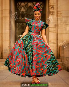 Short African Dresses, Latest African Fashion Dresses, African Print Dresses, African Print Fashion, Ankara Fashion, Africa Fashion, Tribal Fashion, African Prints, African Fabric
