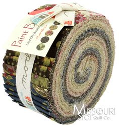 Paint Box Jelly Roll from Missouri Star Quilt Co