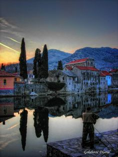 To the folks who always ask me what bosnia looks like.. Here you are, my friends