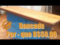 Bancada para Marcenaria por menos que R$50,00 - YouTube