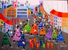A Jurubeba Cultural: A imagem do carnaval na Arte naïf...