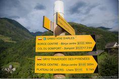 Choisir son itinéraire - Saint Jacques de Compostelle
