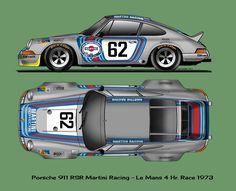 Porsche 911 RSR 1973