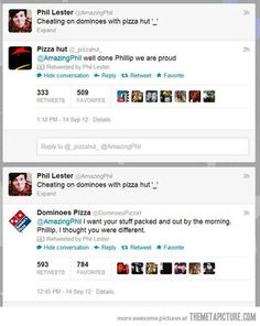 What if brands interacted with their consumers like this? #amazingphil