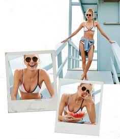 Mandalynn Sophia Bikini Top - Womens Swimwear - Red from PacSun  bikini   bikinitop  pacsun  f427b346d