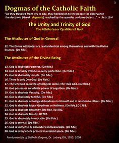 47 Best Dogmas Of The Catholic Faith Images In 2020 Dogma Catholic Faith Catholic