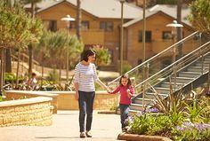 Village Square | Woburn Forest | Center Parcs