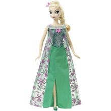 Disney Frozen Fever Singing Elsa - Shop.Mattel.com