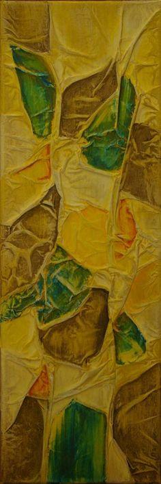 """Saatchi Art Artist Ysa Casse; Painting, """"Matières et couleurs X"""" #art"""