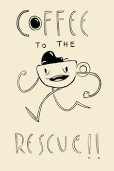 Here it comes to say the daaa-aaayyy! #CoffeeHumor #MorningCoffee