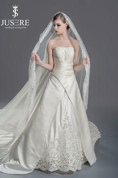 8b336f1525b Свадебное платье без бретелек  лучшие изображения (23)