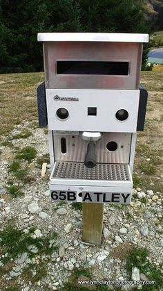 20+ Unique and Creative Mailboxes