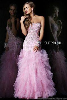 Sherri Hill Prom Dresses and Sherri Hill Dresses 1598 at Peaches Boutique