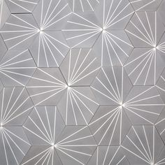 Dandelion Marrakech Tile, Dandelions Pattern, Bath Tile, Bathroom Floors, Finfli Marrakechdesign Com, Stones Grey, Marrakech Design, Dandelions Designlaatta ... (Mix Patterns Cement Tiles)