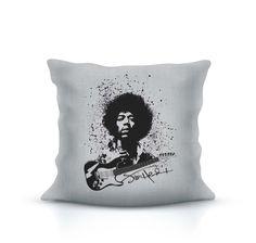 Almofada Jimi Hendrix!