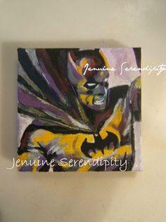 Batty for Batman by Melanie on Etsy