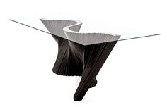 WAVE Dining Table, 3