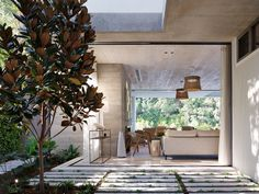 Courtyard House — Tim Ditchfield Architects Courtyard House, Outdoor Rooms, Home Projects, Construction, Windows, Modern, Architects, Living Rooms, Building