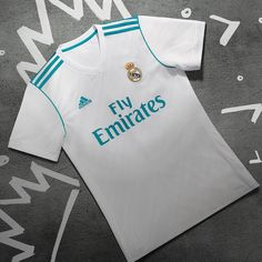 The 2017/18 adidas Real Madrid Home Jerseys are at SoccerPro right now. Buy yours here > http://www.soccerpro.com/Real-Madrid-c163/