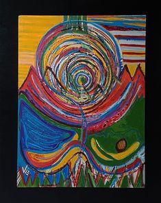 Design, Fine Art, Starry Night, Fine Art Painting, Painting, Graphic Design, Starry, Art