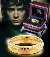 Official Solid Gold The One Ring The Hobbit The Lord of The Rings Thing 1, One Ring, Stupid People, Lord Of The Rings, The Hobbit, Fashion Rings, Solid Gold, The One, Gold Rings