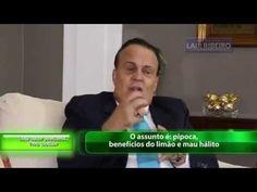 BENEFÍCIOS DO LIMÃO E MAU HÁLITO Instituto Vida Saudável Terra Boa   Facebook - YouTube