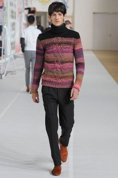 See the complete Dries Van Noten Fall 2012 Menswear collection.