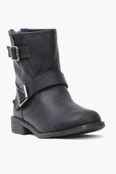 Franki Boots in Black