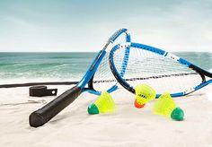 Zobacz sposoby na udane lato na: http://radoscodkrywania.tchibo.pl/8-sposobow-na-udane-lato #tchibo #tchibopolska #wakacje #plaża #badminton