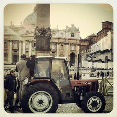 benedetto trattore!