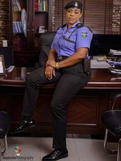 Lagos Police PRO Dolapo Badmus Releases New Photo As She Clocks 40