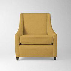 Sweep Armchair - Solids #westelm
