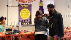 Thanks to Spirit Halloween Superstores for hosting a wonderful Halloween party for our pediatric patients, complete with free costumes, arts and crafts, face painting and pumpkin decorating.