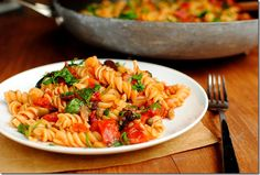 one skillet pasta