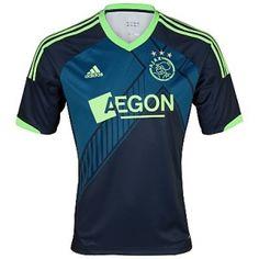 2012-13 Ajax Away Shirt ( Eriksen 8)